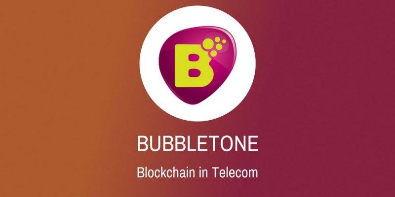 Bubbletone – блокчейн-платформа для удешевления мобильного роуминга! ICO уже началось