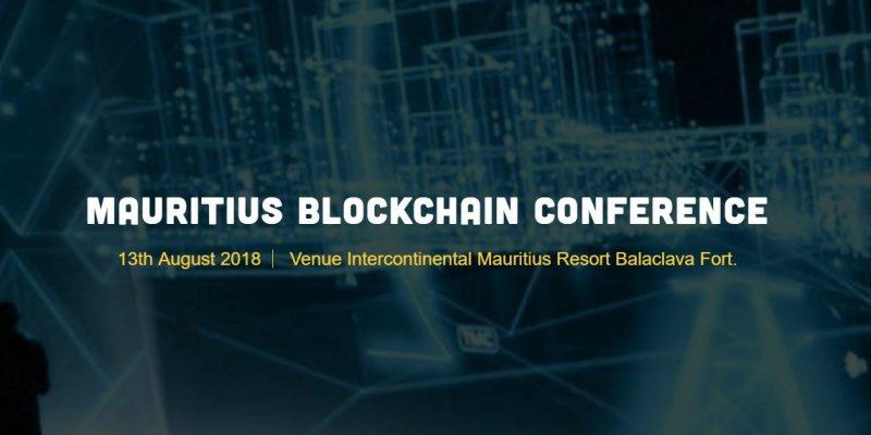 Mauritius Blockchain Conference 2018