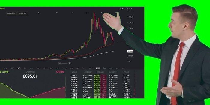 Спешите видеть! Новое телешоу о криптовалютах и блокчейне