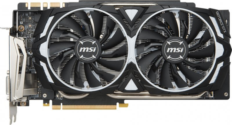 MSI Geforce GTX 1080 Ti 11Gb