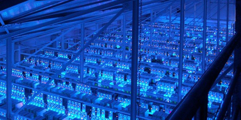 IT-компания Bladetec построит крупнейшую биткоин-ферму в Великобритании