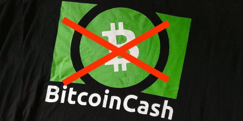 Биржа OKEx объявила о делистинге Bitcoin Cash