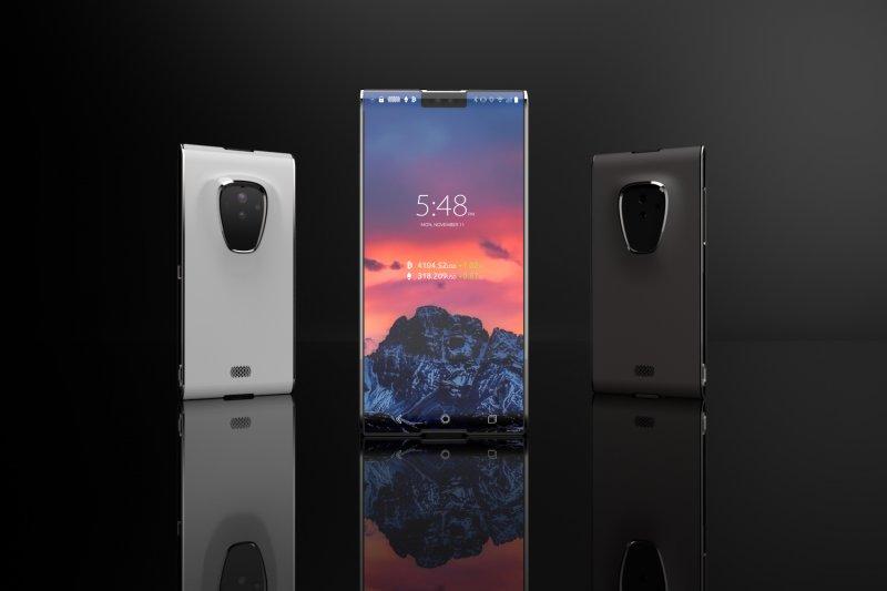 Sirin Labs выпустит первый в мире блокчейн-смартфон