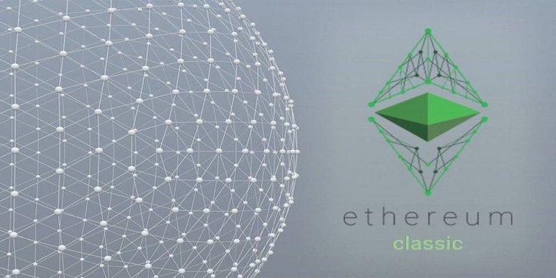 Курс Ethereum Classic поднялся на 25% за сутки и продолжает расти