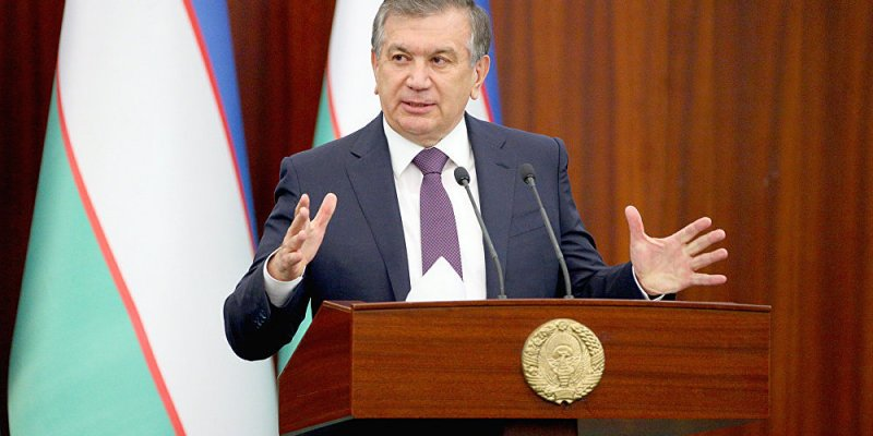Узбекистан взял курс на легализацию криптовалют