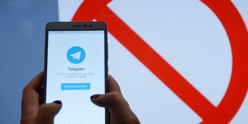 Telegram блокируют из-за ICO и криптовалюты
