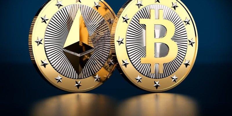 Bitcoin сдает позиции, а популярность Ethereum растет