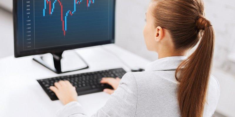 Только 8,5% криптовалютных трейдеров – женщины