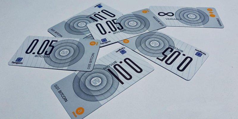 Первые биткоин-банкноты выпущены в Сингапуре